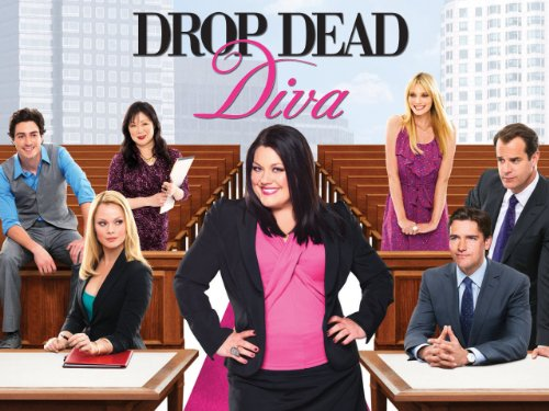 Drop dead diva season 3 brooke elliott margaret cho kate levering ben feldman - Drop dead diva 7 ...