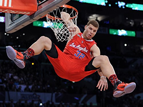 fan products of Blake Griffin Los Angeles Clippers Basketball Limited Print Photo Poster 16x20 #1