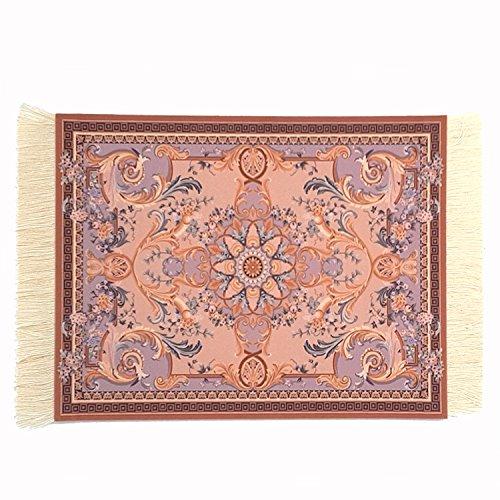 Oriental Rug Mouse Pad Turkish Design Woven Carpet Mouse