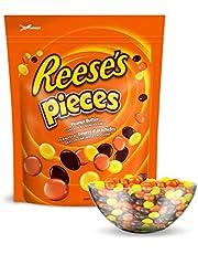 REESE Pieces Peanut Butter Bulk Candy, Summer Candy, 1.36kg Bulk Bag