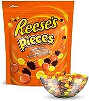 REESE Pieces Peanut Butter Bulk Candy, 1.36kg Bulk Bag