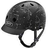 Nutcase - Patterned Street Bike Helmet for Adults, Constellations, Medium