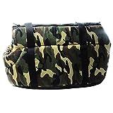 Homedeco Pet Travel Carrier Tote Bag Carrier Soft Travel Bag Shoulder Handbag for Small Dog/Cat