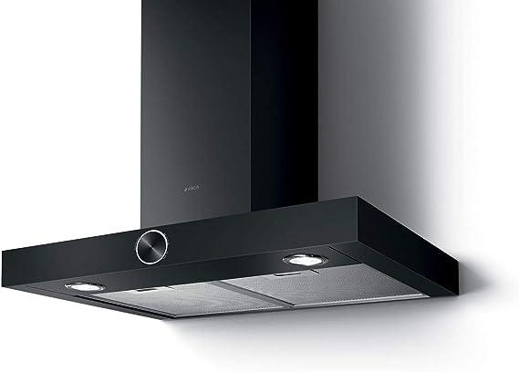 Elica Lol BL/A/90 500 m³/h De pared Negro - Campana (500 m³/h, Canalizado, 53 dB, 66 dB, De pared, Negro): Amazon.es: Hogar