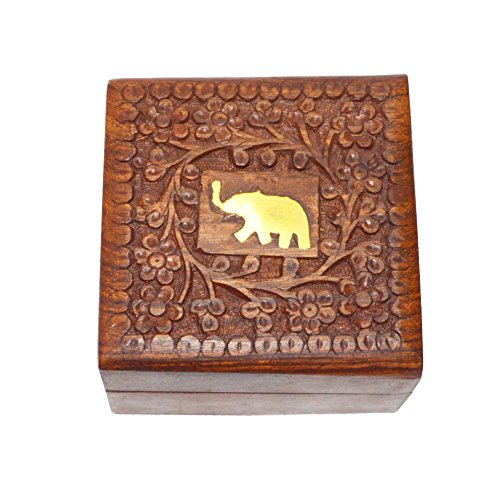 FIGO Jewelry Novelty Traditional Rosewood