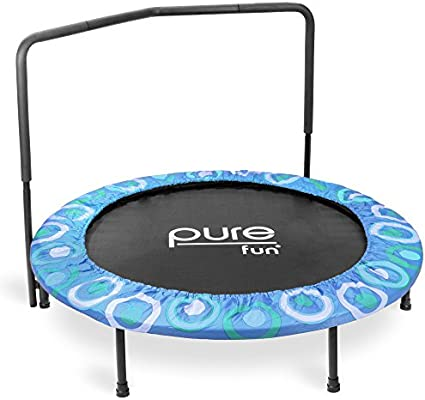 Amazon.com: Pure Fun Super Jumper - Cama elástica con ...