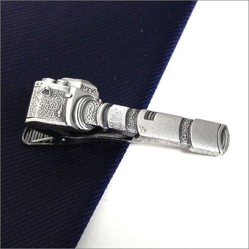 Camera Unique Tie Clasps & Tacks Tie Clip Bar Tie Pin Made in Japan