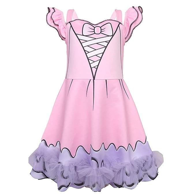 Xiao Jian- Traje de Cosplay para niños Muñeca Vestido de ...