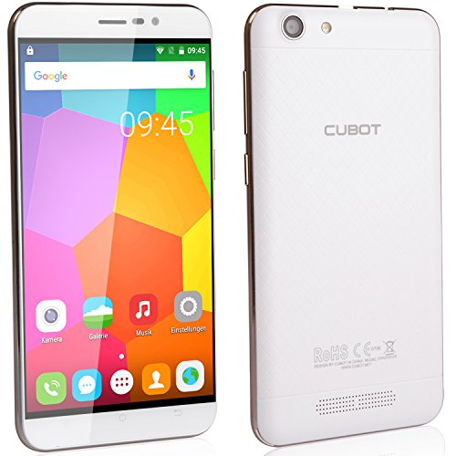 Cubot Dinosaur 5.5 Zoll Quad Core FDD LTE 4G Android 6.0 Smartphone