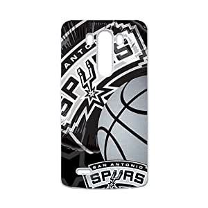 San Antonio Spurs Basketball Fahionable And Popular High Quality Back Case Cover For LG G3
