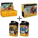 Magic MTG Guilds of Ravnica Booster Box + Bundle + Both Planeswalker Decks