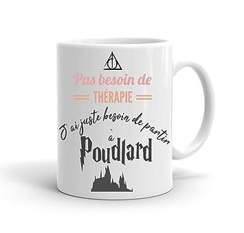 De Juste Harry Pas Thérapie Besoin Potter Mug rdoWBQCxe
