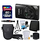 Best Compact Cameras - Canon PowerShot ELPH 190 IS Digital Camera (Black) Review