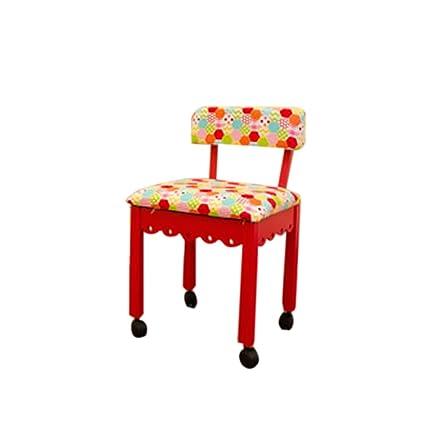 Arrow Riley Blake Hexi Print Sewing Chair