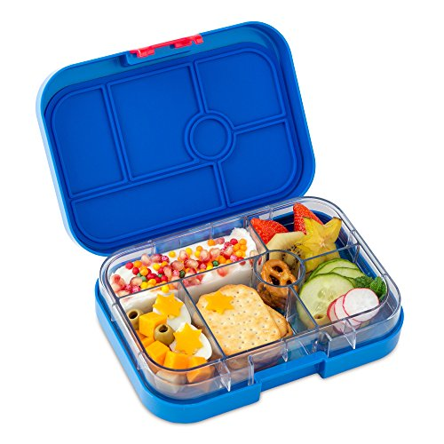 yumbox baja blue leakproof bento lunch box container for kids buy online in uae products. Black Bedroom Furniture Sets. Home Design Ideas