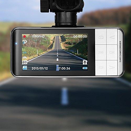 TaoTronics Car Dash Cam