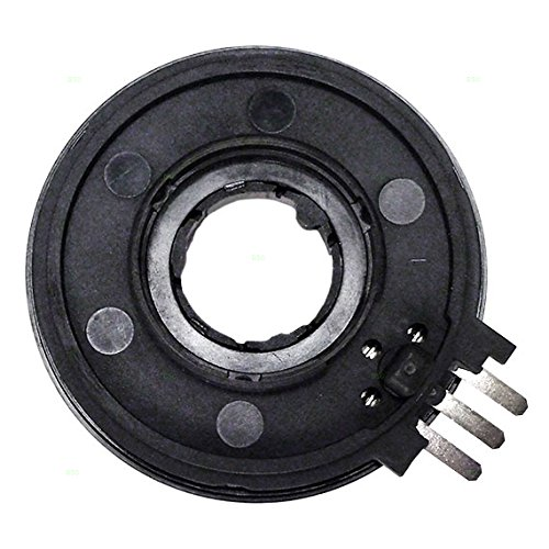 Transfer Case Shift Motor Encoder Ring Replacement for Chevrolet GMC Cadillac Pickup Truck SUV 4-Wheel Drive 4X4 88962315 AutoAndArt