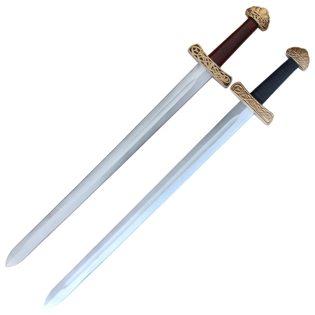 Amazon.com: Viking Espuma Norse Legado espada Set: Toys & Games