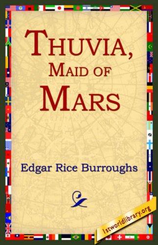 Download Thuvia, Maid of Mars pdf epub