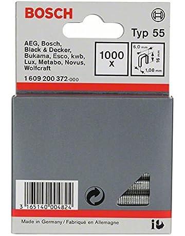 BLACK /& DECKER X70510-QZ Para A5753 // X72011 // X72012 // X72013 // X72014 Ancho exterior 10.6mm Ancho interior 9,5mm 1440 Grapas de alambre plano de Long 10mm Uso intensivo. Grosor 1.26mm