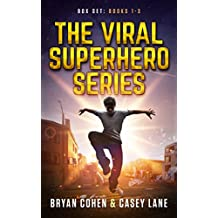 The Viral Superhero Series Box Set: Books 1-3 (Viral Superhero Omnibus)
