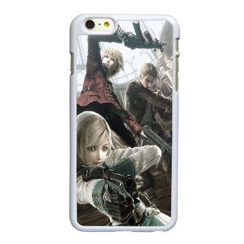 Résonance D7B54 du destin S3A7KK coque iPhone 6 Plus de 5,5 pouces cas de couverture de téléphone portable coque blanche XC4VYY1FK