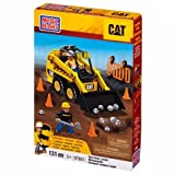 Mega Brands 97801 Mega Bloks - Hometown - CAT Skid-Steer Loader by Mega Brands