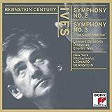 Ives: Symphonies Nos. 2 & 3 / Bernstein discusses Charles Ives (Bernstein Century)