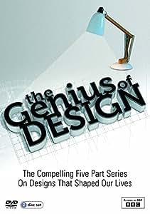 Genius of Design [DVD] [Reino Unido]