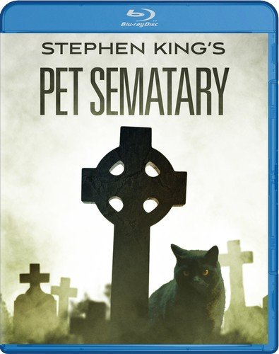Blu-ray : Pet Sematary (Repackaged, Widescreen, Dolby, AC-3, Dubbed)