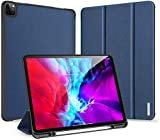 Jennyfly 2019 iPad 10.2 inch Case, Two Way Stand