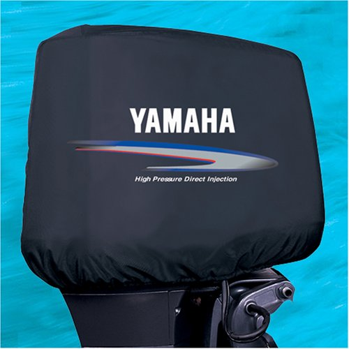 Deluxe Yamaha Outboard Motor Cover