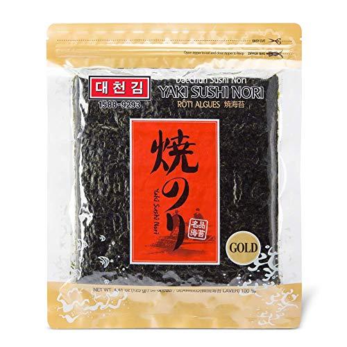 Daechun Sushi Sheets Resealable Product product image