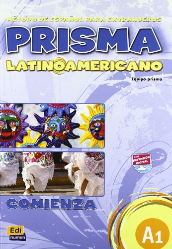 Prisma latinoamericano A1, libro del alumno