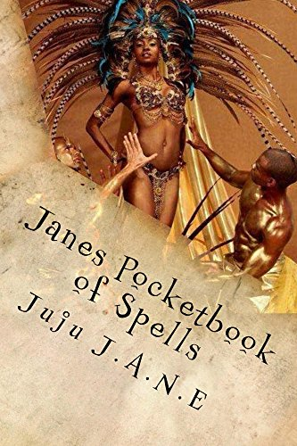 Jane's Pocketbook of Spell: Cleansing,  Banishing, Protection and other various (Cleansing Remedy)