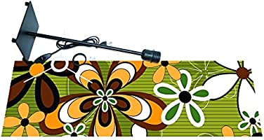 banjado - Lámpara de mesa lámpara de escritorio diseño hippie ...