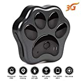Autopmall GPS Tracker for Dogs, GPS Dog Tracker Without Monthly Fee 3G Waterproof