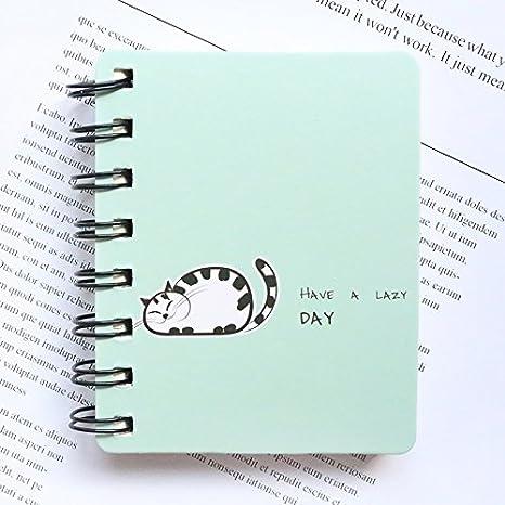 Hosaire 1X Cuaderno a5 Diario para Escribir o Viajes ...