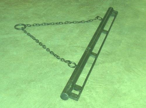(6' Pull Drawbar with Chain & Ring)