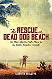 img - for The Rescue at Dead Dog Beach: One Man's Quest to Find a Home For the World's Forgotten Animals book / textbook / text book