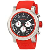 Red Line Men's RL-50050-01-RDS Torque Sport Analog Display Japanese Quartz Red Watch
