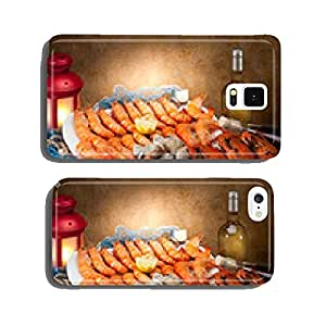 seafood cell phone cover case Samsung S6