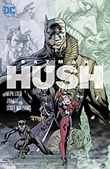 Batman Complete Hush Jeph Loeb ebook product image