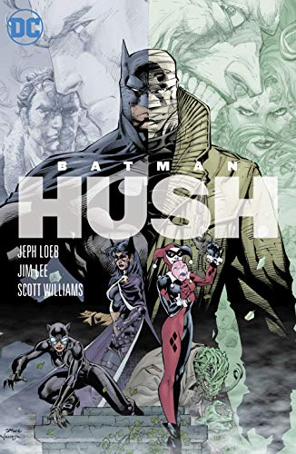 Batman: The Complete Hush (Batman (1940-2011)) from Unknown