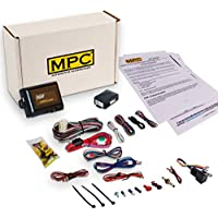 Complete Remote Start Kit with Keyless Bypass For 2000-2005 Chevrolet Impala Uses OEM Remotes