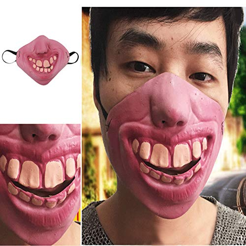 STORE-HOMER - 8 style Fun Horrible Scary Mask