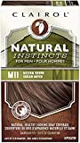 Natural Instincts For Men Haircolor [M11] Medium Brown 1 ea (Pack of 4)