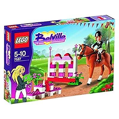 LEGO Horse Jumping V39 ( 7587 ): Toys & Games