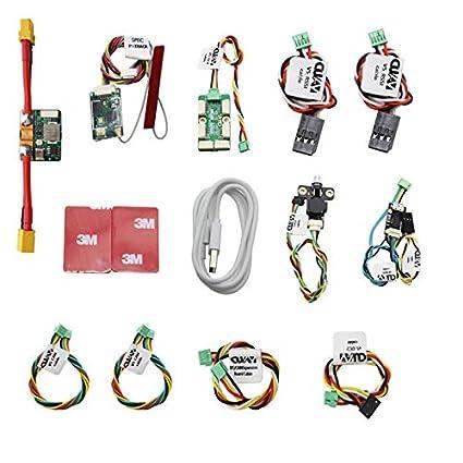 Amazon com: Kamas CUAV V5 Autopilot Wires Cables Connection