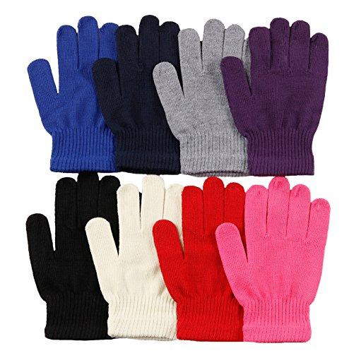2ND DATE Women's Winter Magic Gloves - ASST-Pack of 12 (Winter Gloves Magic)